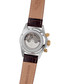 Le Capitaine brown leather strap watch Sale - andre belfort Sale