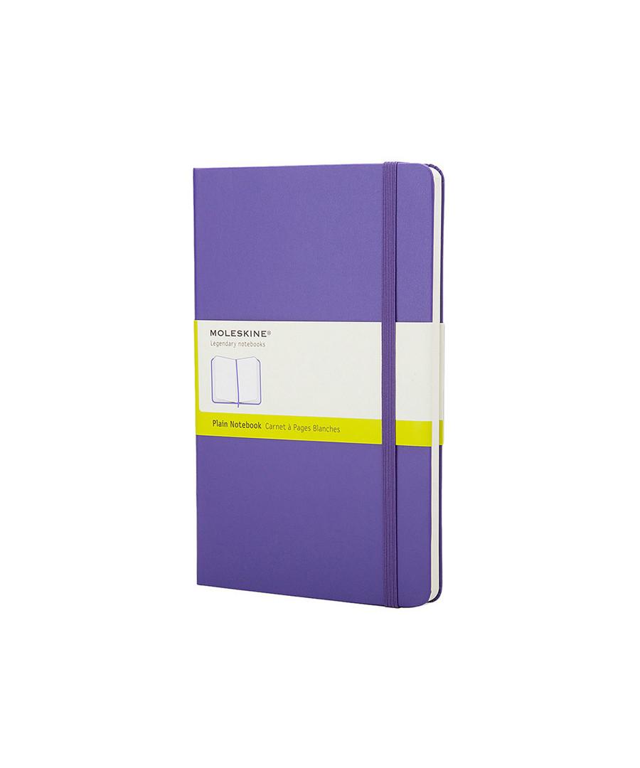 Volant purple plain notebook 10.5cm Sale - moleskine