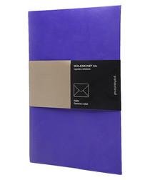 Purple A4 folder