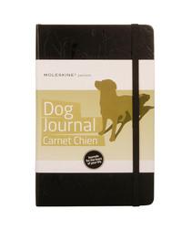 Passions black dog journal 21cm