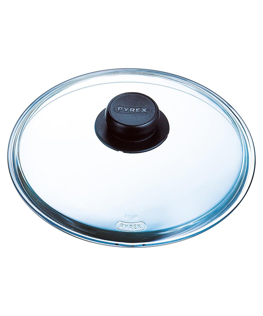 Glass saucepan lid 24cm Sale - pyrex