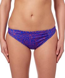 Cape Verde purple asymmetric brief
