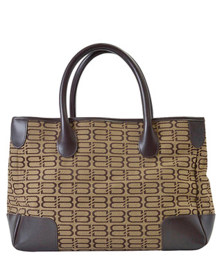 ff76d84f4605 BB brown   beige leather base bag Sale - VINTAGE Balenciaga Sale
