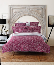 Dumas double cotton blend duvet cover