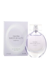 Sheer Beauty eau de toilette 50ml