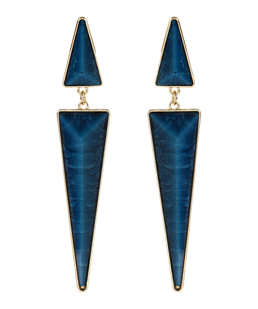 Northampton blue drop earrings Sale - Amrita Singh