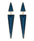 Northampton blue drop earrings Sale - Amrita Singh Sale