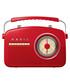 Red retro radio Sale - Akai Sale