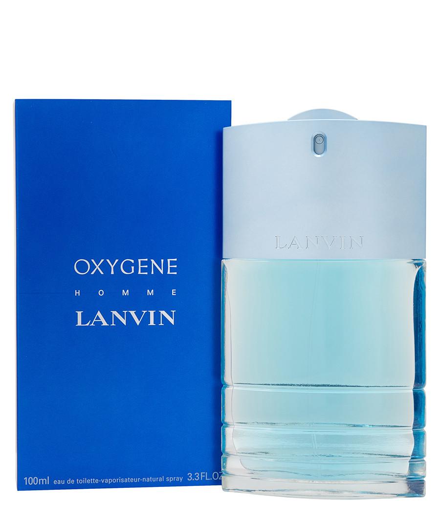Oxygene eau de toilette 100ml Sale - lanvin