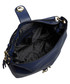 Dobbly navy textured shoulder bag Sale - Dune Sale
