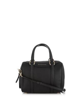 Alchester small black leather grab bag Sale - Burberry Sale 371201fdfe6fe