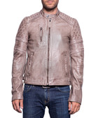 John stone leather jacket