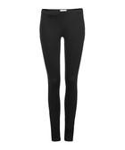 Funky Foxy black cotton blend leggings