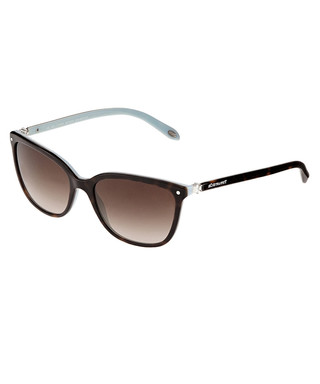 5942d8ee8d Brown tortoiseshell   blue sunglasses Sale - Tiffany   Co Sale