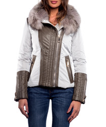 Lilly grey jacket