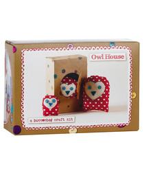 Image of Owl house craft kit