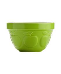 Image of Apple green pudding basin 16cm