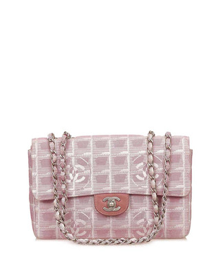 f1ffab3e159c 2.55 pink quilted jacquard shoulder bag Sale - Vintage Chanel Sale