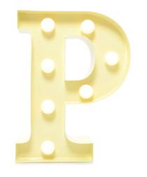 Image of Vanilla 'P' light