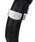 Galactique black leather watch Sale - andre belfort Sale