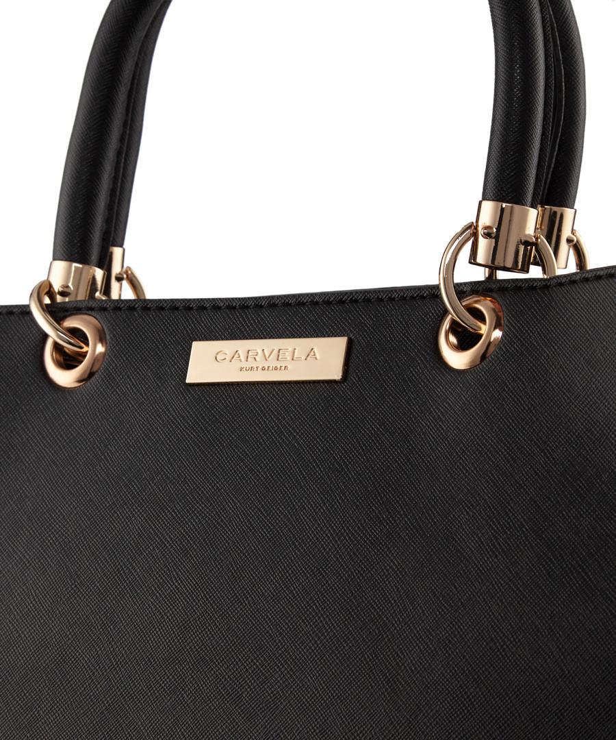 cc30e14b2cc5 ... Darla black structured tote bag Sale - carvela