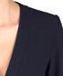 Dark blue tie waist jumpsuit Sale - carla by rozarancio Sale