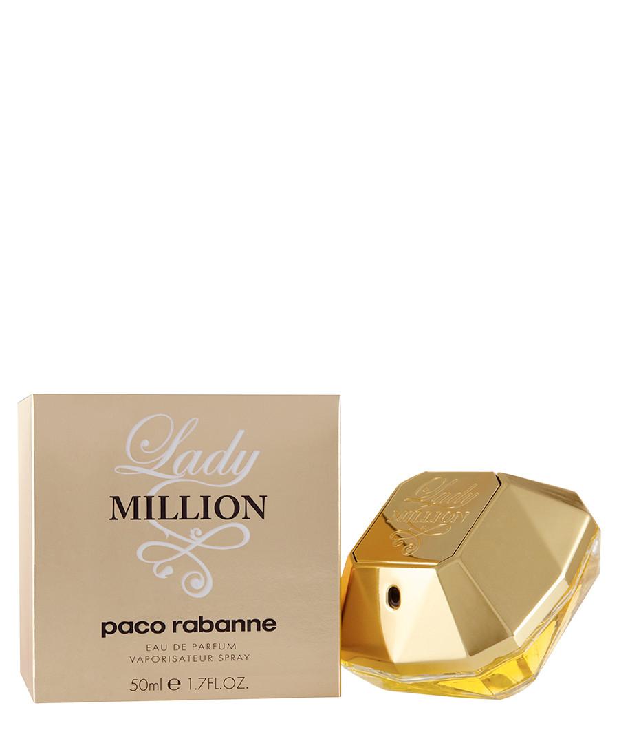 Lady Million EDP 50ml Sale - paco rabanne