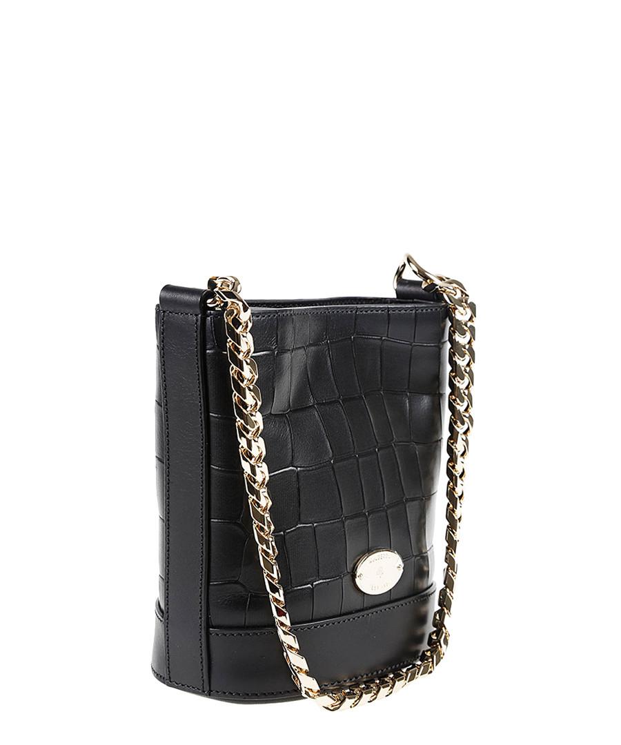c83c540197 ... Mini Jamie black leather shoulder bag Sale - Mulberry ...
