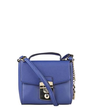 Royal blue lock cross-body bag Sale - TRUSSARDI JEANS Sale 57a6627c940d2