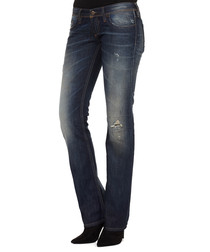 Lowky blue pure cotton jeans