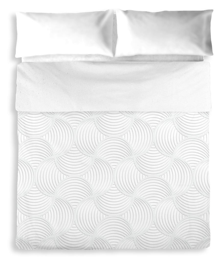 Daisy single grey cotton duvet set Sale - pure elegance
