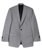 Bloomfield grey pure wool 3pc suit