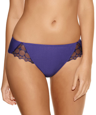 0ee9820cee Eclipse violet   lace Brazilian thong Sale - Fantasie Sale