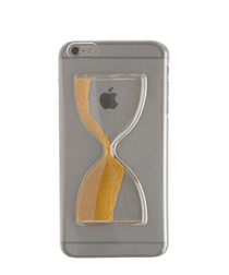 Image of Clear hourglass iPhone 6/6s case