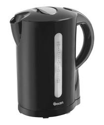 Image of Black jug kettle 1.7L