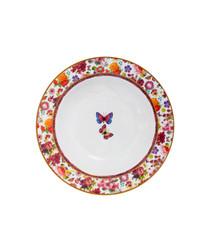 Image of Isabelle porcelain soup plate 21.5cm