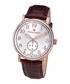 Classique IP brown leather watch Sale - mathieu legrand Sale
