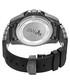 Regal black steel & diamond watch Sale - jbw Sale