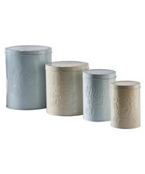 Image of 4pc Bake My Day storage tins
