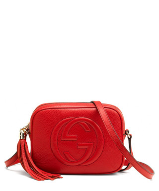 discounts from the gucci handbags sale secretsalesgucci soho red leather logo disco bag