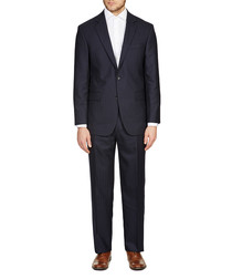 2pc Westminster navy pure wool suit