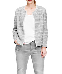 Oliver multi-coloured cotton jacket