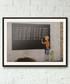 Sarcasm framed print 40cm Sale - banksy Sale
