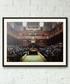 Monkeys Of Parliament framed print 40cm Sale - banksy Sale