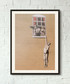 Caught In The Act framed print 40cm Sale - banksy Sale