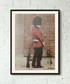 Taking The Piss framed print 40cm Sale - banksy Sale
