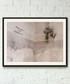 Surveillance Society framed print 40cm Sale - banksy Sale