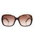 Brown leopard print mirror sunglasses Sale - Roberto Cavalli Sale