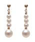 0.3-0.8cm pearl & 9ct gold earrings Sale - Windsor Pearls Sale