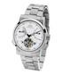 Convertor stainless steel chrono watch Sale - hindenberg Sale